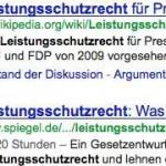 """Leistungsschutzrecht: """"Konjunkturprogramm für Rechtsanwälte"""""""
