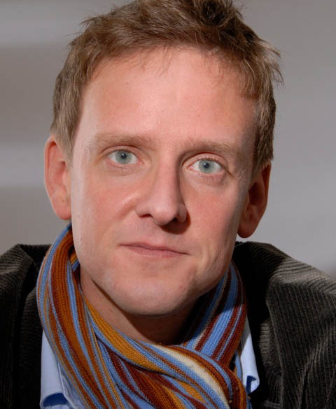 """Benno Stieber ist Mitgründer und Vorsitzender des Verbandes """"Die Freischreiber"""", in der sich freie Journalisten organisieren."""