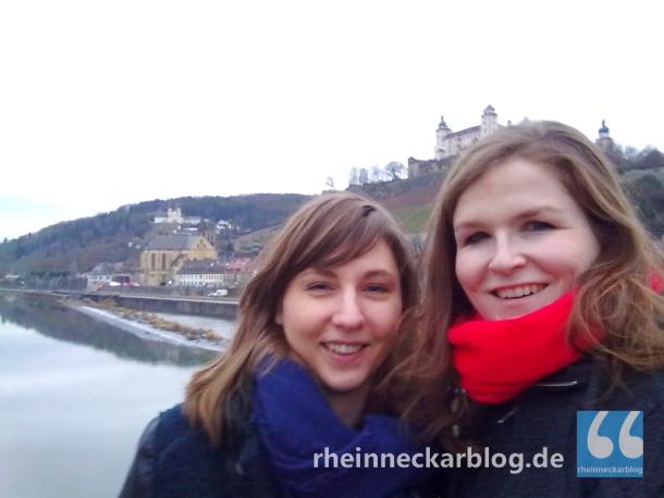 Lydia Julia Wuerzburg Festung - mit WZ